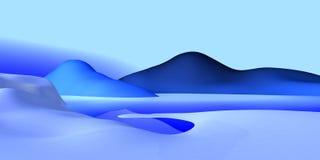 Einfaches ls_02 Lizenzfreies Stockbild