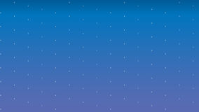 Einfaches modernes abstraktes modernes blaues Punktmuster stockfoto