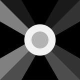Einfaches Muster Lizenzfreies Stockfoto