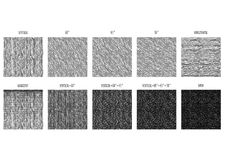 Einfaches Muster der rauen Ausbrütenschmutzbeschaffenheit vektor abbildung