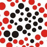 Einfaches Muster und Farbe Lizenzfreie Stockfotos