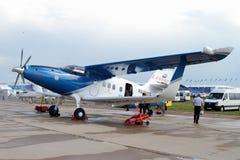 Einfaches pilotaircraft AN-2 TVS-2DT Lizenzfreies Stockfoto