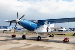 Einfaches Vielzweck-pilotaircraft AN-2 TVS-2DT Stockbilder