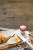 Einfaches Westartfrühstück Lizenzfreies Stockfoto