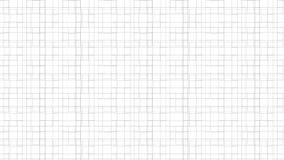 Einfarbige Linie Quadratmuster Stockbilder