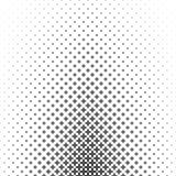Einfarbiges geometrisches Muster - abstraktes Hintergrunddesign von gebogenen Formen Lizenzfreie Stockbilder