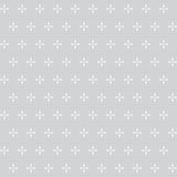 Einfarbiges nahtloses Muster Stockbilder