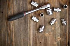 Einfaßungsschlüssel Stockfotografie