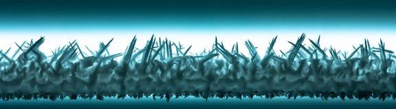 Einfrierender Nebel Lizenzfreies Stockbild