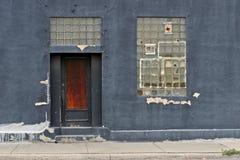 Eingang Stockfoto