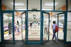 Eingang in den Speicher Lizenzfreie Stockbilder