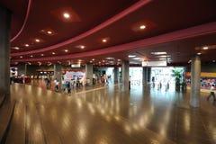 Eingang des nationalen großartigen Theaters Lizenzfreie Stockbilder