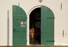 Eingang Kilsdonkse-watermill Lizenzfreie Stockfotos