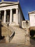 Eingang und Treppenhaus Stockbilder