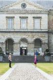 Eingang von einer der Fähigkeiten der Universität von der Stadt Stockbilder