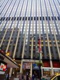Eingang von Madison Square Garden, New York, USA Stockfoto