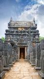 Eingang von Nalanda Gedige Lizenzfreie Stockfotografie
