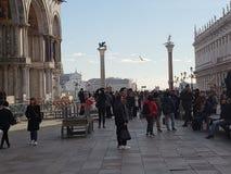 Eingang von Venedig lizenzfreies stockfoto