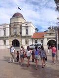 Eingang zu Taronga-Zoo Stockfotografie