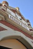 Eingang zum Fremantle Markt Stockfoto