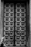 Eingang zum Gott Stockfoto