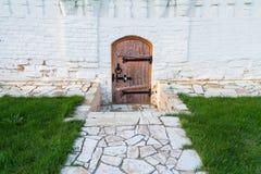 Eingang zum Keller Lizenzfreies Stockbild