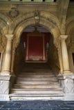 Eingang zum Palast Lizenzfreie Stockfotografie