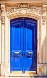 Eingang zum Wohngebäude Paris, Frankreich Stockbild