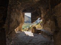Eingang zur Höhle Lizenzfreies Stockfoto