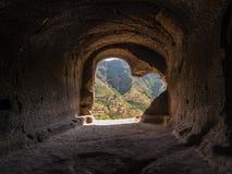 Eingang zur Höhle Lizenzfreie Stockfotografie