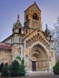 Eingang zur Kapelle von Jak stockbilder