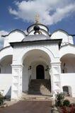 Eingang zur Kirche Lizenzfreies Stockbild