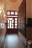 Eingangs-Korridor Stockbild