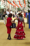 Eingeborener von Sevilla Lizenzfreie Stockbilder