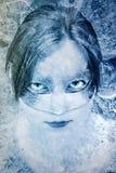 eingefroren Stockfoto