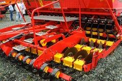 Eingehängte Ausrüstung für Traktor Tyumen Russland Lizenzfreies Stockbild