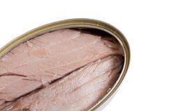 Eingemachter Thunfisch Stockfotos