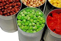 Eingemachtes Gemüse Lizenzfreie Stockbilder
