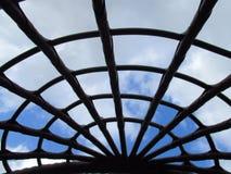 Eingesperrter Himmel Stockbilder