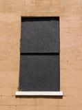 Eingestiegen herauf Fenster lizenzfreie stockfotografie