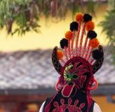 Einheimischer Charakter der ekuadorianischen und einheimischen Andenkultur stockbilder