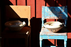 Einheimischer handcraft Lizenzfreie Stockfotografie