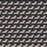 Einheitliche Diagonale rudert Maßwürfel Lizenzfreies Stockbild