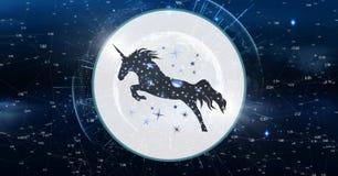 Einhornmagie im Astrologieuniversum