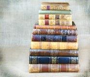 Einige alte Bücher Lizenzfreies Stockfoto