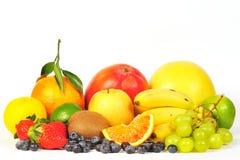 Einige Arten Frucht 3 Stockbilder