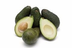 Einige Avocados. Stockfoto