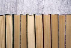 Einige Bücher stockbild