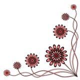 einige Blumen Lizenzfreie Stockbilder