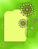 Einige Blumen Lizenzfreie Stockfotografie